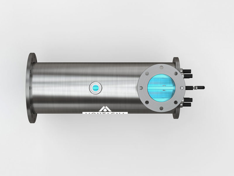 Forma-E up UV disinfection